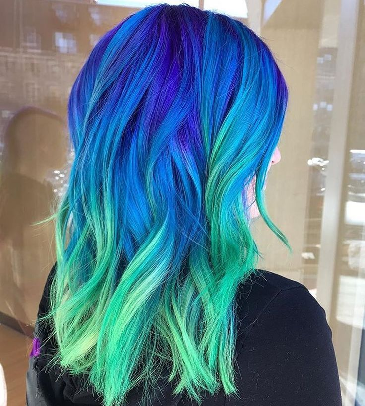 "8,228 Likes, 43 Comments - Pulp Riot Hair Color (@pulpriothair) on Instagram: ""@brianahairtease is the artist... Pulp Riot is the paint."""
