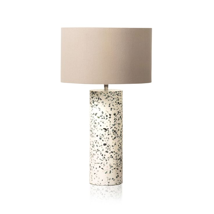 Buy the Terrazzo Table Lamp at Oliver Bonas. Enjoy free UK standard delivery for…