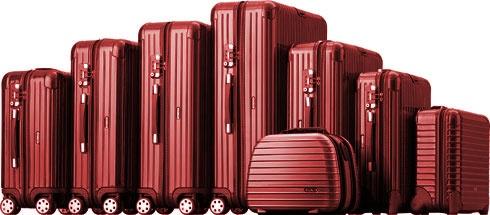 Rimowa Salsa bei kofferprofi erhältlich www.kofferprofi.de/Marken/Rimowa #travel #traveldeluxe #luxury #rimowa #Rimowa #salsa #red #rot #musthave #quality #reisen #luggage #koffer #gepäck
