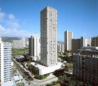 Hawaii - Waikiki - Aqua Maile Sky Court 2*+