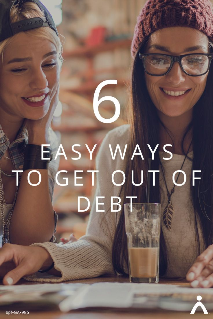 Do you feel like you are dealing with debt and not sure what to do next? Don't worry, you're not alone. Here are 6 actionable tips to help you ditch your debt for good: https://www.brightpeakfinancial.com/advice/debt/looking-for-debt-advice-6-easy-ways-to-get-out-of-debt/