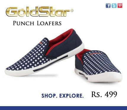 Punch Loafers