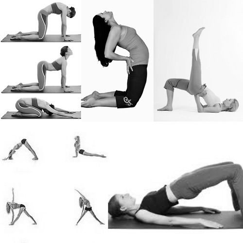 I have lower back problems which can make yoga difficult at times. I put a few stretches and yoga poses together that I find helpful. They loosen up your spine and can improve your flexibility  These are also good for scoliosis. Just do it with caution and ease into the poses.