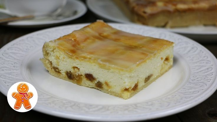 Творожный пирог по-краковски ✧ Краковский сырник ✧ Sernik Krakowski