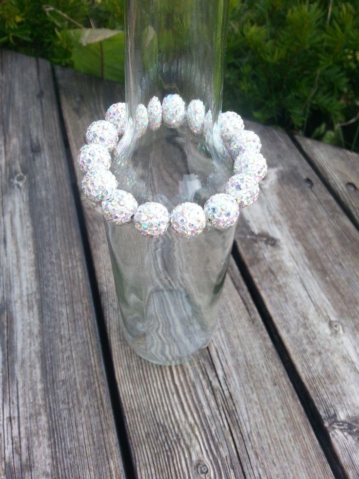 Rhinestone bracelets  Stine Fagerhaug BolleBoll Design