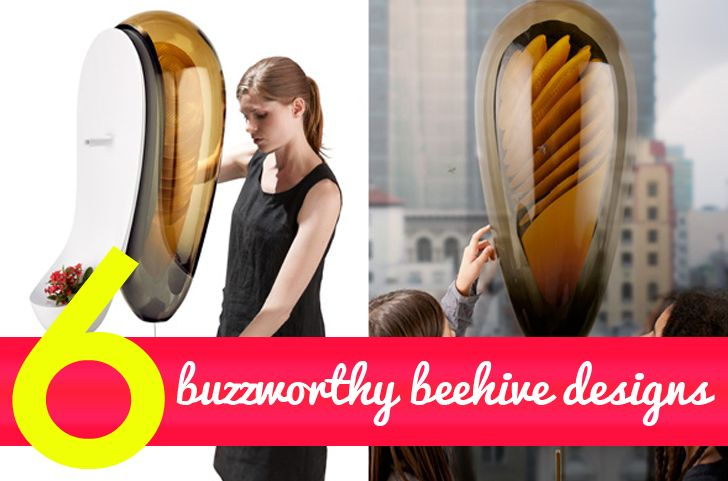 6 Awesome Backyard Beehive Designs | Inhabitat - Sustainable Design Innovation, Eco Architecture, Green Building