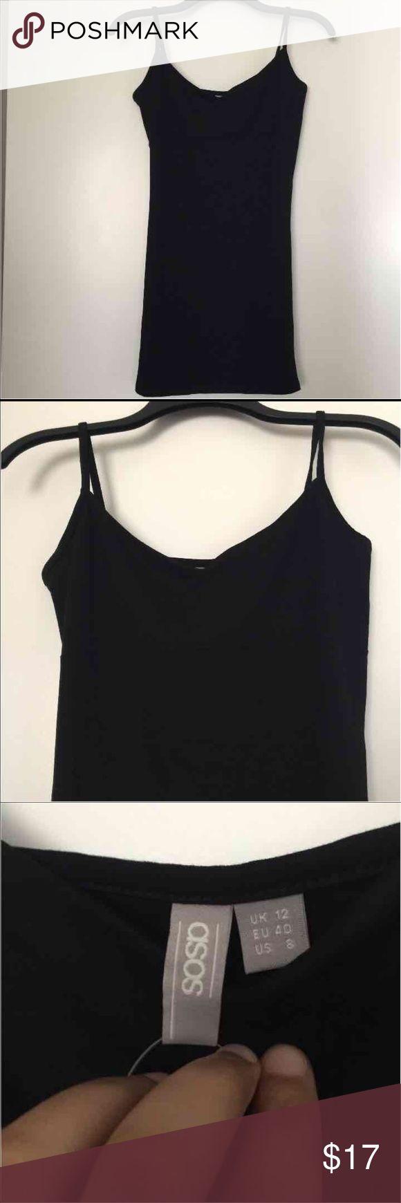 Asos petite mini dress Size 8.. brand new.. sexy little black dress ASOS Dresses Mini