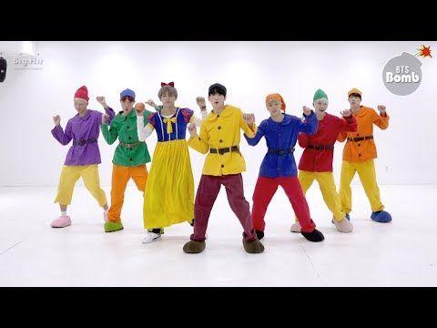 [BANGTAN BOMB] '고민보다 GO (GOGO)' Dance Practice (Halloween ver.) - BTS (방탄소년단) - YouTube