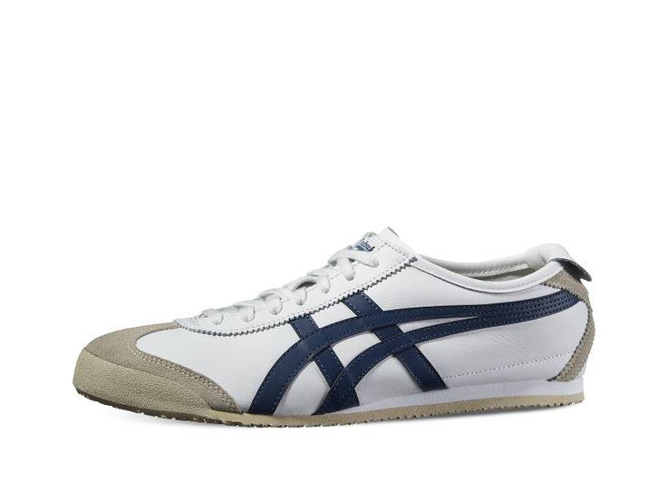 <p>Le scarpe MEXICO 66 si ispirano a numerose classiche scarpe da corsa, incluse le scarpe LIMBER, che sono state disegnate nel 1966 per le prove pre-olimpiche. La LIMBER è stata la prima scarpa con le strisce Tiger e in seguito è stata indossata dal team nazionale giapponese alle Olimpiadi del 1968.<p> Il look, ispirato direttamente alle scarpe degli anni '60 ma ridisegnato per il presente, conferisce alle MEXICO 66 la loro classica forma, lo stile aderente e il design iconico. Ideali per…