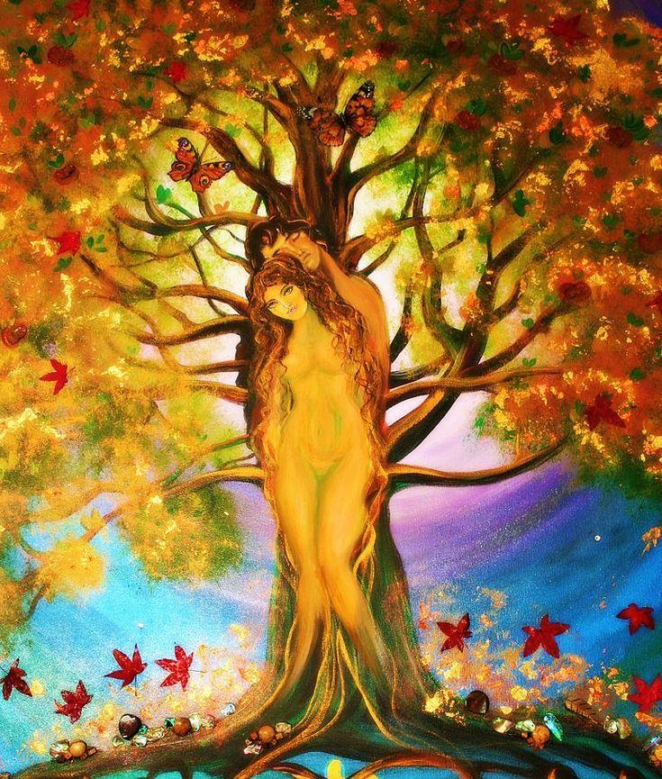 The Transformation of Adam and Eve ~ Alma Yamazaki