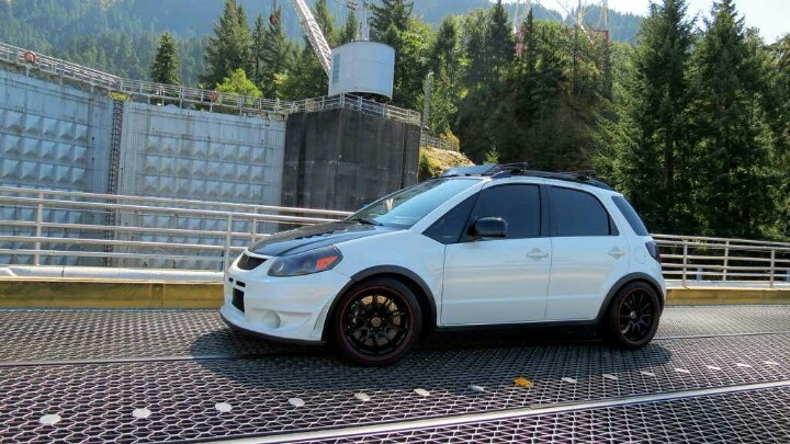 Awesome Suzuki sx4.