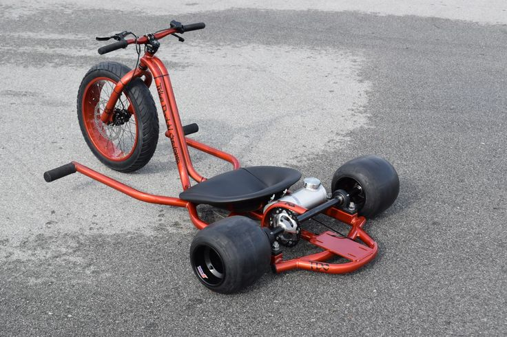 Drift Trike http://trikedaddycustoms.com/shop/r2-powered-drift-trike/