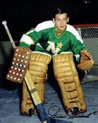 Image result for Gilles Gilbert north stars hockey Images