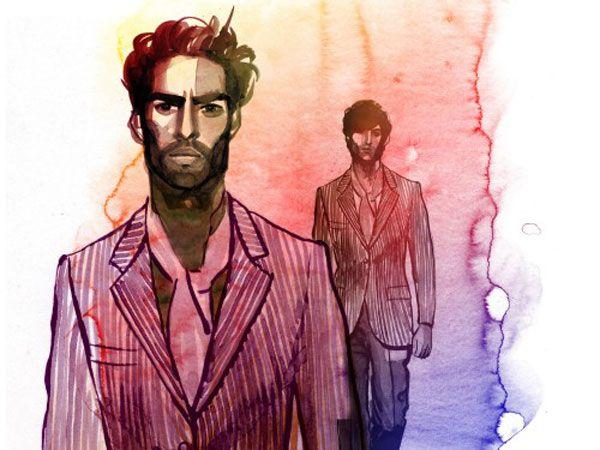 Jaume Vilardell | Fashion Water Color Illstrations | bumbumbum
