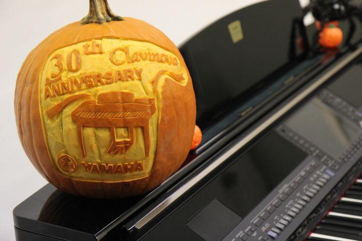 Happy Halloween!  Did you know the Yamaha Clavinova is celebrating its 30th birthday?