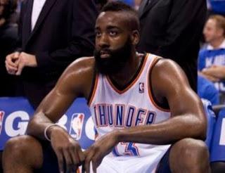 James Harden Leaves OKC Thunder, Traded To Houston Rockets