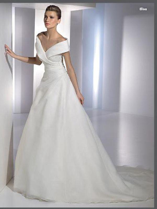 1420 besten Wedding Dresses Bilder auf Pinterest | Hochzeitskleider ...