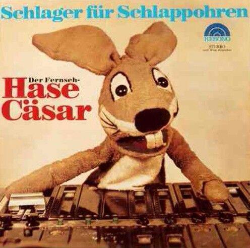 """Der Hase Cäsar """"Bitteschöööön..."""""""