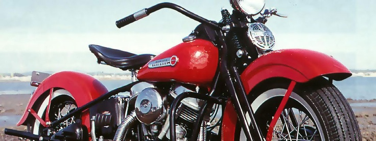 Classic Harley Davidson Facebook Cover Photo