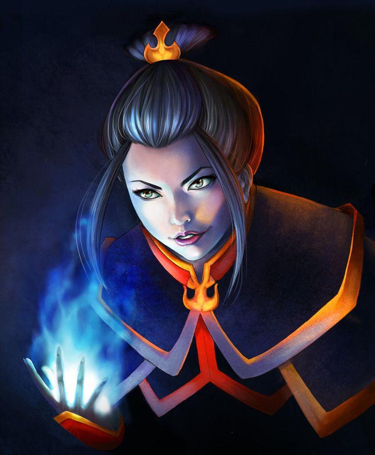 Avatar Art: Azula By Dragon-port.deviantart.com On @DeviantArt