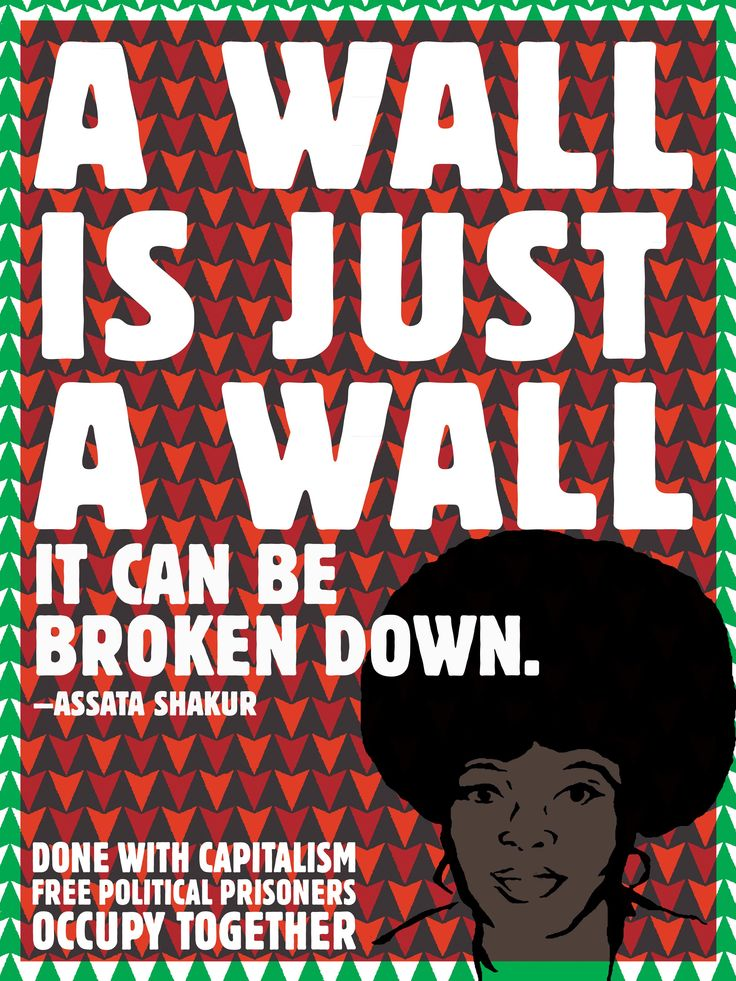 assata shakur quotes | Image for the Day: Prisons and Occupy Everything…