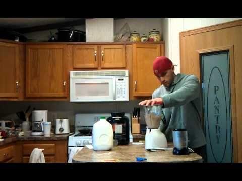 How To Make a Homemade Mass Gainer Shake | Homemade Mass Gainer Recipes - SixPackSmackDown.com