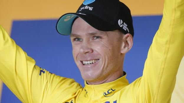 During a weekend of great British sporting success, Chris Froome, Mark Cavendish, Adam Yates and Steve Cummings played their part at cycling's premier event.