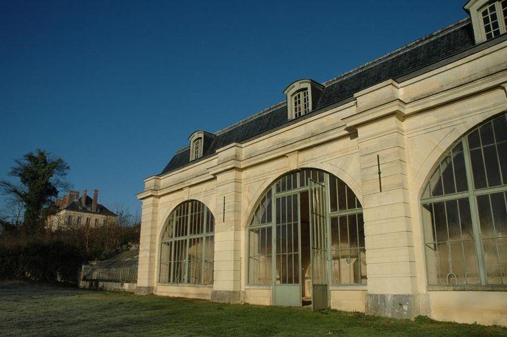Visiter Villarceaux   Villarceaux