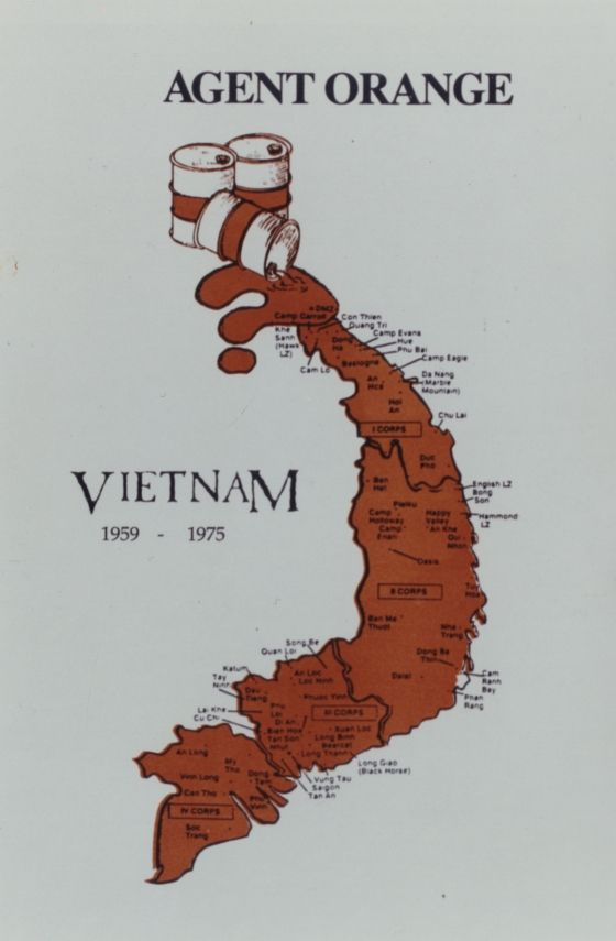 the impact the vietnam war had Environment and war: the impact of geography, terrain, and weather on the vietnam war jeffrey a lydic  and the means the armies had to defend it.