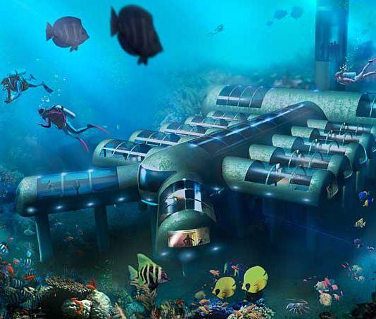 Beautiful Places Underwater: 25+ Best Underwater Hotel Ideas On Pinterest