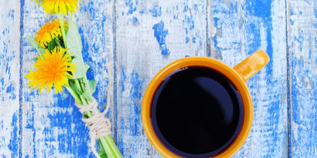 So What Is Dandelion Coffee, Anyway?