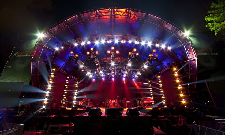 singapore kicked off a 3 day musical festival surrounding