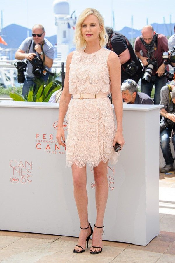 Charlize Theron Reinvents The Flapper Look