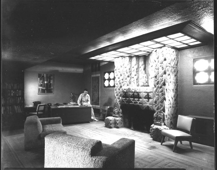 John Sowden House Secret Rooms