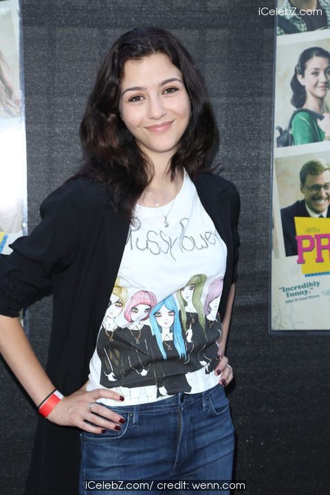 Katie Findlay IFC Midnight's 'Premature' LA Opening Screening at Arena Cinema Hollywood http://icelebz.com/events/ifc_midnight_s_premature_la_opening_screening_at_arena_cinema_hollywood/photo9.html