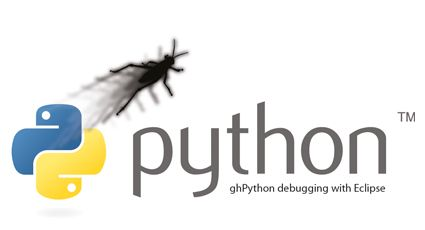 GH Python debugging with Eclipse