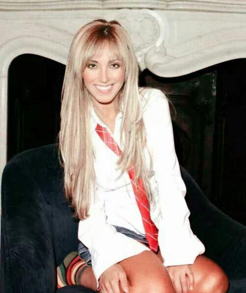Mia Colucci #Rebelde Rebelde/RBD  Pinterest - Hairstyle Ideas