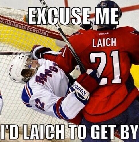 Laich X'D #Hockey #Humor #Memes