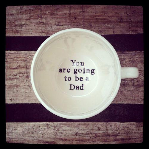 Looking for pregnancy announcement ideas for your husband? Check out our list of creative ways to tell him that he's going to be a dad! http://thestir.cafemom.com/pregnancy/183467/19_cute_clever_ways_to