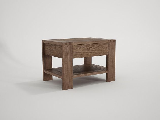 Experience Bedside Table