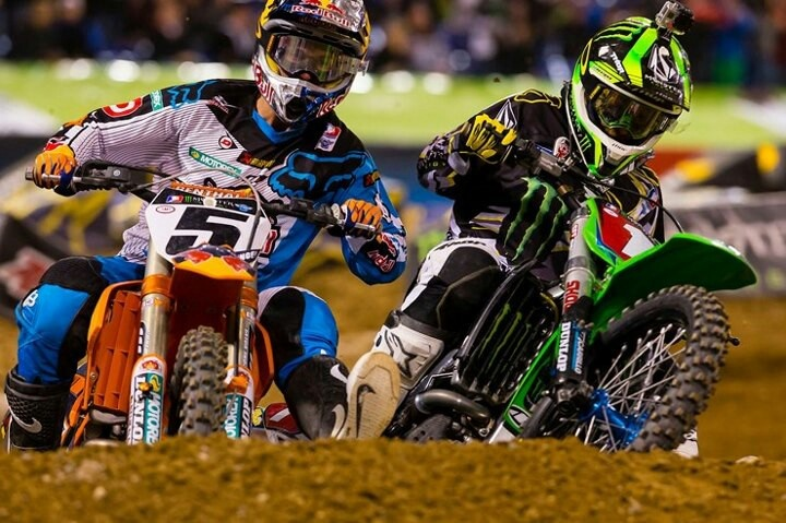 Dungey and Villipoto