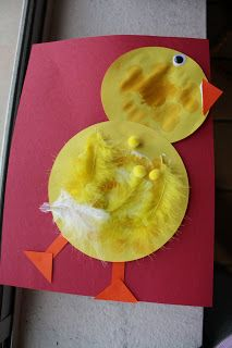 Preschool Crafts for Kids*: chicken