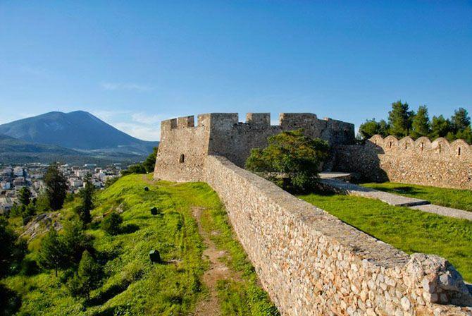 Karambamba Castle Evia