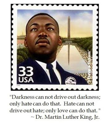 Martin Luther King on Hate