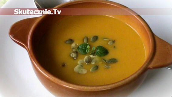 Najprostsza zupa dyniowa