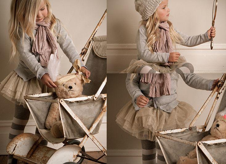 Sticky-Fudge Autumn/Winter 2014 #fashion #baby #girl