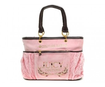 cheap - Cheap Juicy Couture Signature Laurel Terry Velour Bags - Light Pink - Wholesale Discount Price    Tag: Discount Authentic Juicy Couture handbags Hot Sale, Cheap Juicy Couture Handbags New Arrivals, Original Juicy Couture Purses outlet, Wholesale Juicy Couture bags store