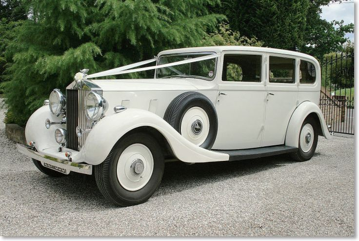 Vintage #Wedding Cars Lincoln-Rolls Royce Phanton III #Lavish PIN to WIN contest