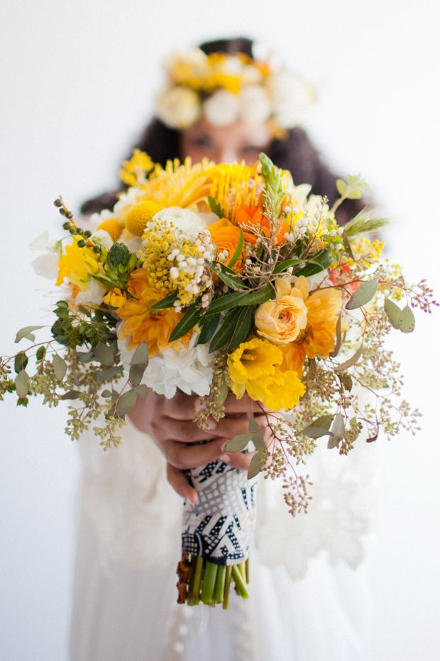 Best 10 Yellow Bouquets Ideas On Pinterest Yellow Wedding Flowers Yellow