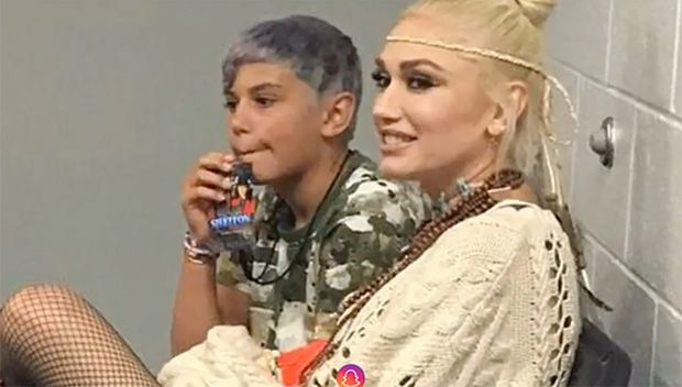 Gwen Gazes Lovingly At Blake With Son Kingston As He Performs At Warrior Games https://tmbw.news/gwen-gazes-lovingly-at-blake-with-son-kingston-as-he-performs-at-warrior-games  It's obvious that Gwen Stefani is Blake Shelton's No. 1 fan, but now we know her son Kingston is No. 2! The pair were seen looking on lovingly at the country music crooner as he rocked the Warrior Games on July 1!Fans were so psyched to seeBlake Shelton, 41, when he came out before the crowd at the opening of the…
